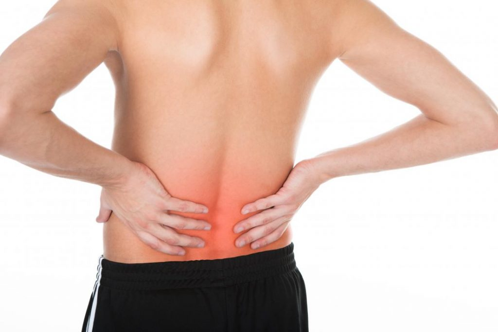 Lower Left Back Pain